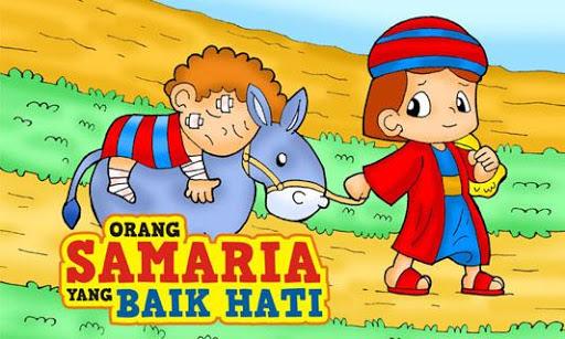 Komik Alkitab Org Samaria Baik