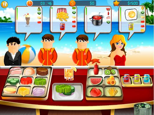 超级厨师 - 餐厅