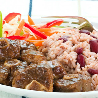 Jamaican Oxtail.