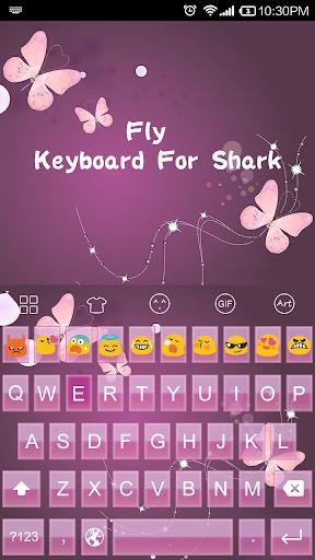 Fly Dreams -Emoji Gif Keyboard
