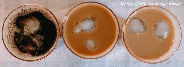 猿田彦珈琲 飲み比べ コーヒーベース
