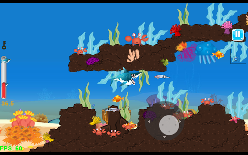 Shark Journey - Feed and Grow Fish Game filehippodl screenshot 10