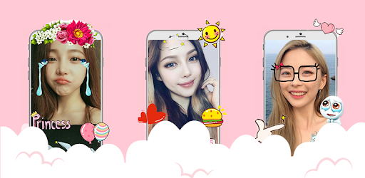 Filters for Selfie app (apk) free download for Android/PC/Windows screenshot