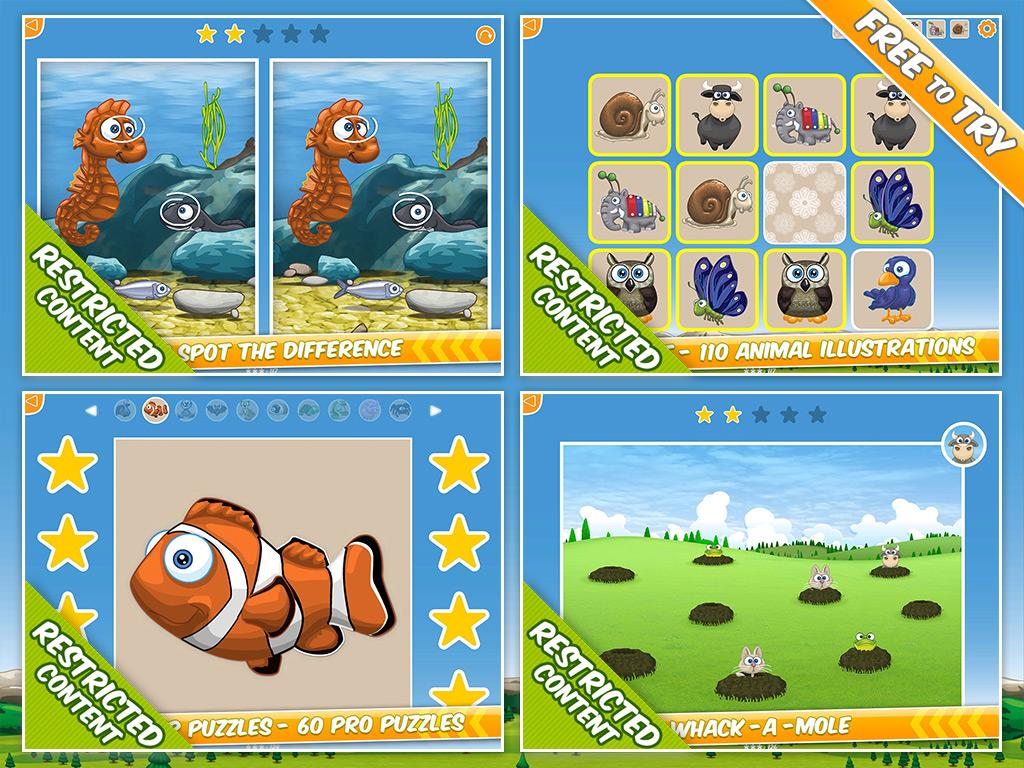 animal free spiele apps