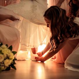 bride by Dejan Nikolic Fotograf Krusevac - Wedding Getting Ready ( wedding photography, wedding, bridesmaid, wedding dress, bride )