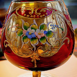 by Millieanne T - Artistic Objects Glass