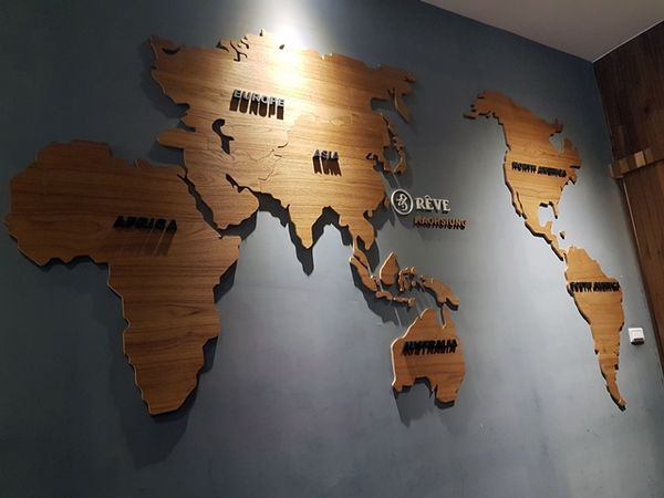 REVE黑浮咖啡一心店:有質感的小店