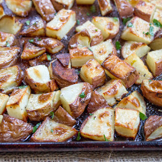Oven Roasted Red Potatoes Recipe