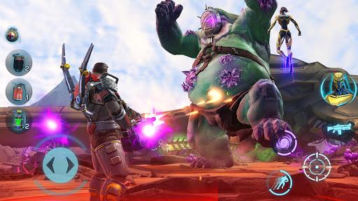 Evolution 2: Battle for Utopia. Shooting games apktram screenshots 2