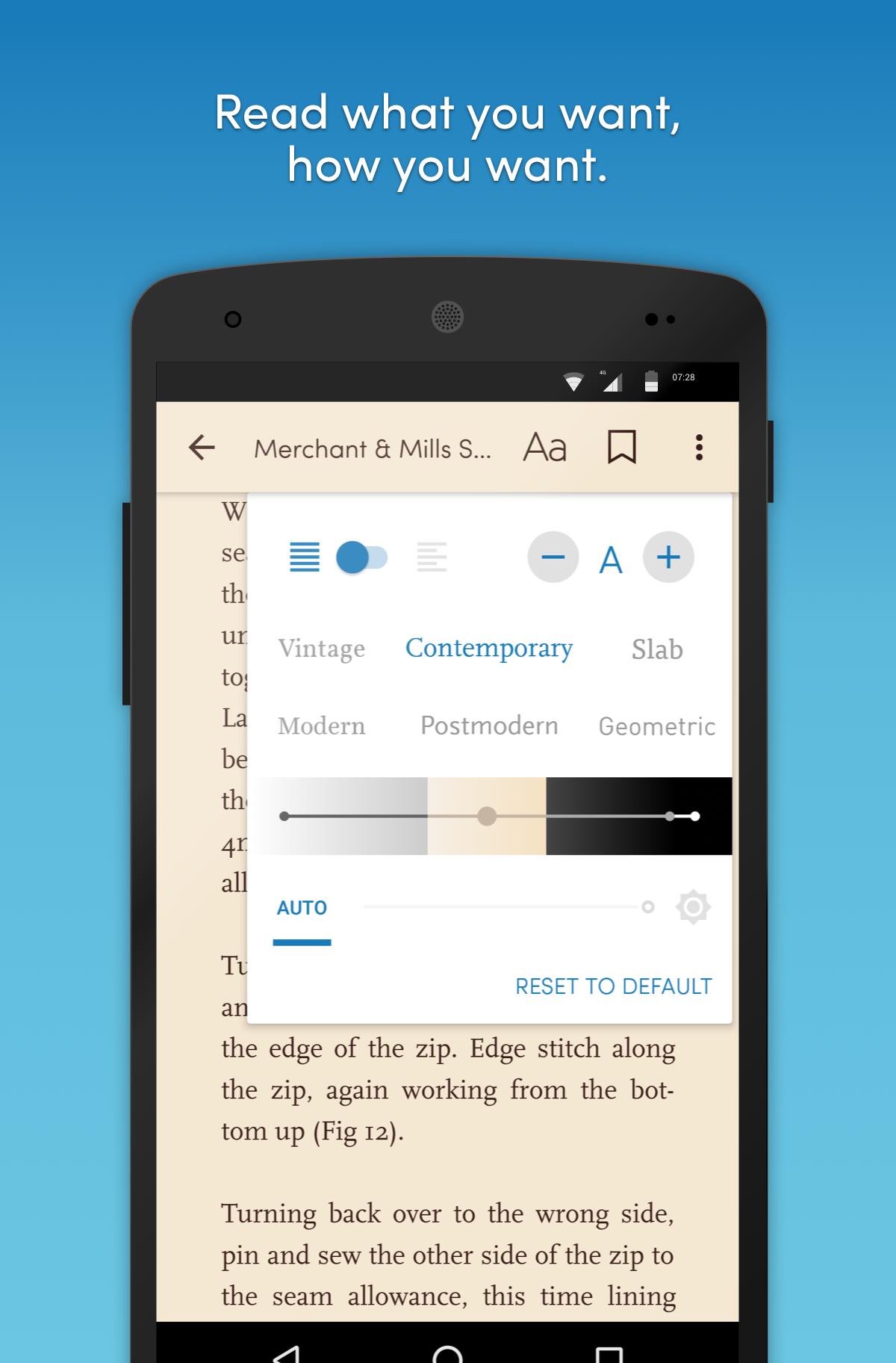 Scribd - A World of Books screenshot #14