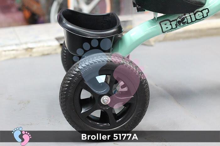 Xe đạp ba bánh cho bé Broller XD3-5177A 11