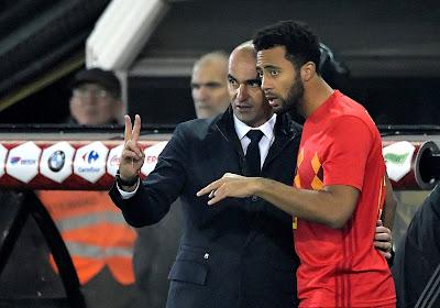 """Dembélé stopt als Rode Duivel, maar: """"Martinez wilde me mee naar het EK. En daarna kon ik rustig stoppen"""""""