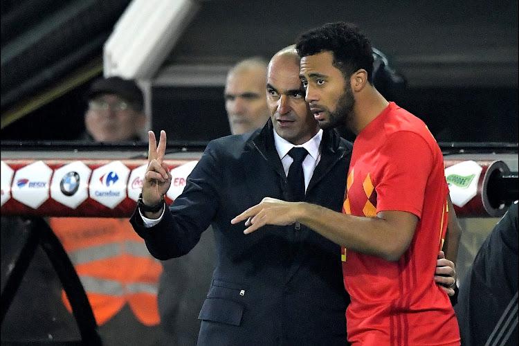 """Mousa Dembélé: """"Revenir jouer en Belgique? Il ne faut jamais dire jamais"""""""