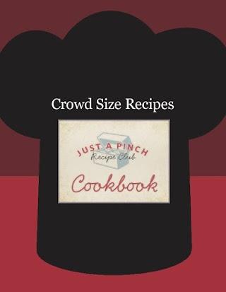 Crowd Size Recipes