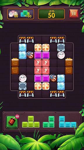 Classic Block Puzzle Game 1010: Free Cat Pop Game 5.3.2 3