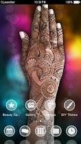 Tatoo Art Theme C Launcher - screenshot thumbnail 03