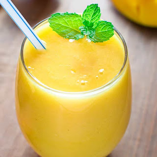Orange Mango Smoothie