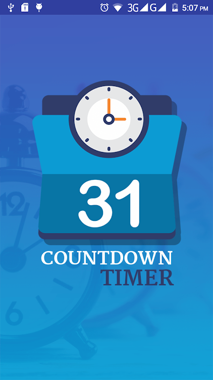 Countdown Timer – (Android Applications) — AppAgg