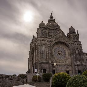 Santa Luzia church by Diogo Ferreira - Buildings & Architecture Places of Worship ( church, santa luzia, portugal, viana do castelo,  )