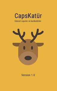 CapsKatür - Güncel Capsler screenshot 0