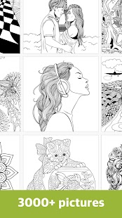 colorcolor free coloring book for adults screenshot thumbnail - Free Coloring Books