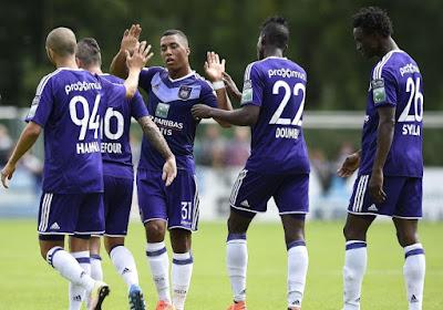 Les buts d'Anderlecht face à l'OHL en vidéo !