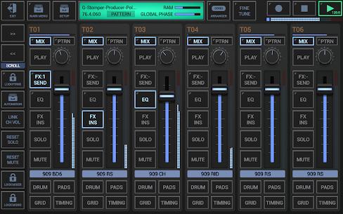 G-Stomper Producer (MOD, Paid) v1.1.4 1