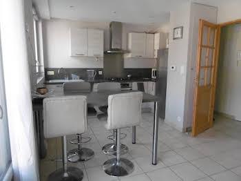 Appartement meublé 2 pièces 40 m2