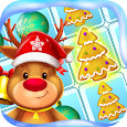 Xmas Match 3: Christmas Candy Land