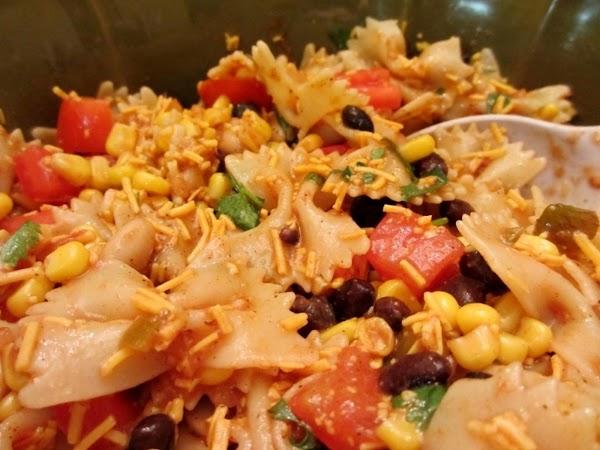 Fiesta Pasta Salad Recipe