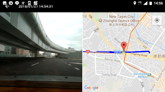 Drive Recorder: A free dash cam App Latest Version  Download For Android 2