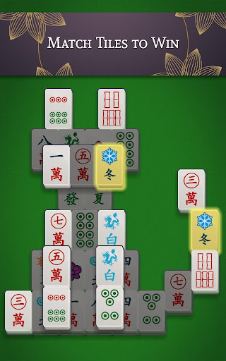 Mahjong Solitaire screenshot 12