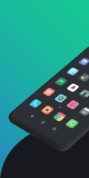 Borealis - Icon Pack Screenshot Image