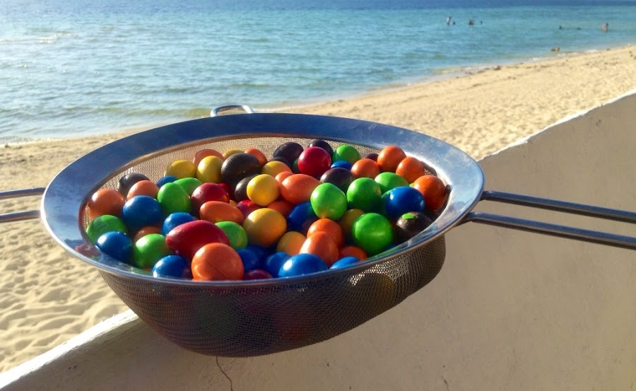 What's Ur Fave Color? by Dickson   Shia - Food & Drink Candy & Dessert ( color, sweets, nips, sea,  )