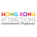 Hong Kong Attractions Planner icon