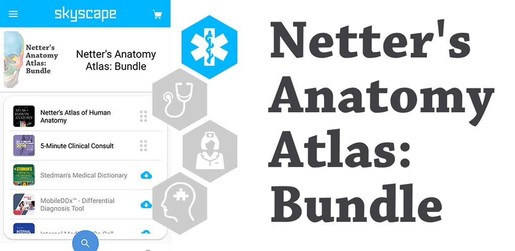 Download Netters Anatomy Atlas Bundle Apk Latest Version App For