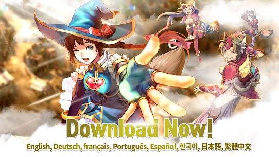 Flyff Legacy Mod Apk – Anime MMORPG – Free MMO Action RPG 5