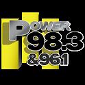 Power 98.3 & 96.1 icon