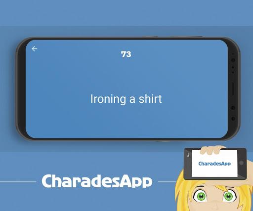 CharadesApp - What am I? 2.0.10 screenshots 2