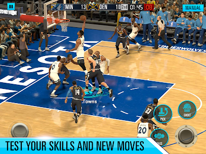 NBA 2K Mobile Basketball App Latest Version Download For Android and iPhone 9