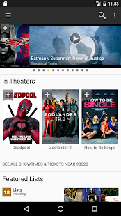 IMDb Movies & TV Screenshot 1