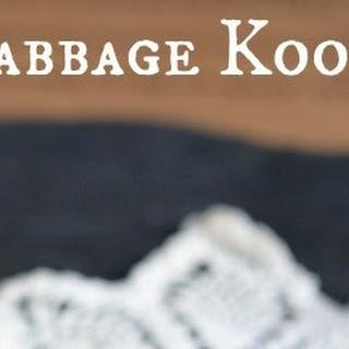 Cabbage Kootu (using channa dal) | Muttaikose Kootu (using kadalai paruppu) | Kosu kootu