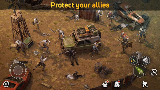 Dawn of Zombies: Survival after the Last War screenshots 5