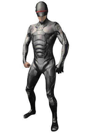 Morphsuit, Robocop