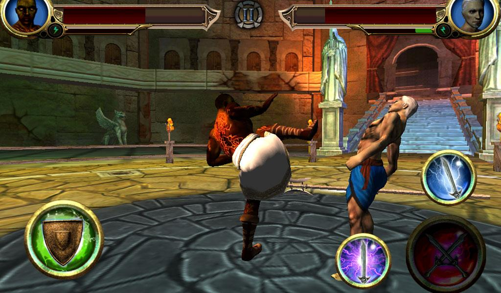 Fight of the Legends- screenshot
