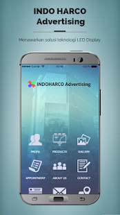 Indoharco Advertising- screenshot thumbnail