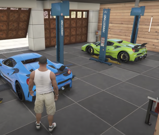 Tips Grand Crime City theft Autos 5.0 screenshots 2