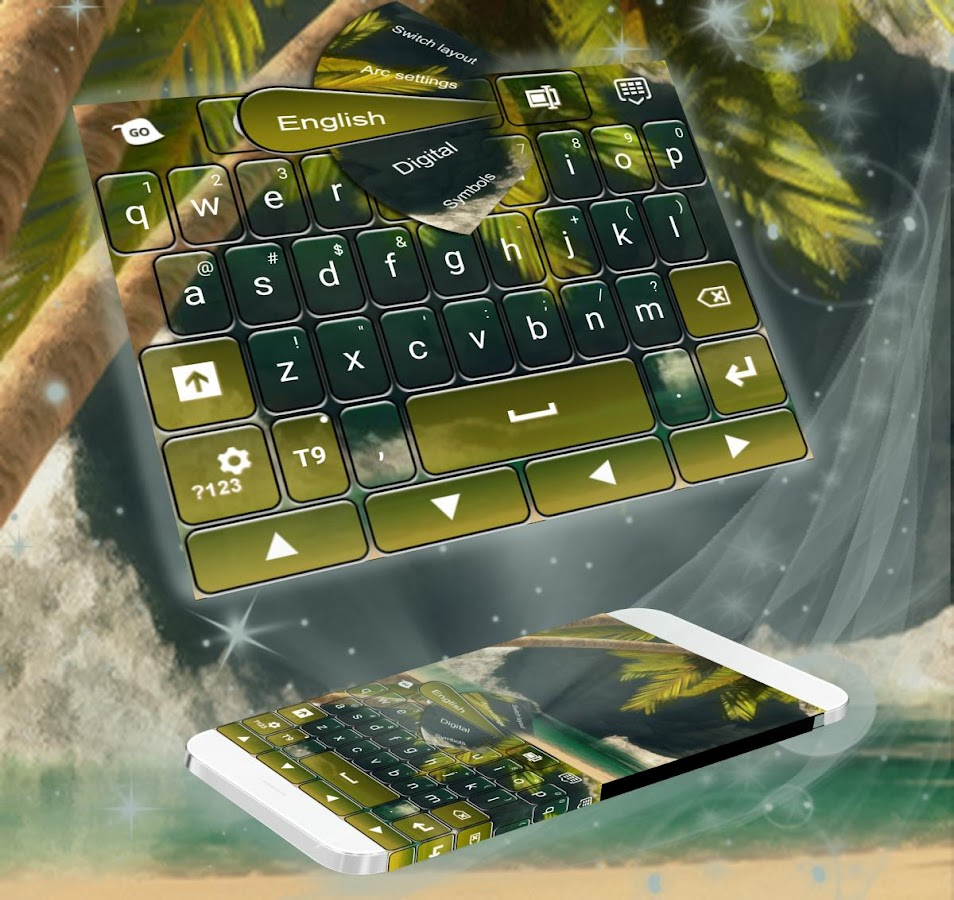Super Keypad- screenshot