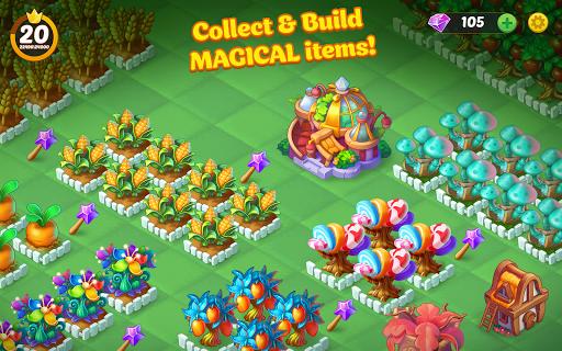 EverMerge: Merge Heroes to Create a Magical World 1.12.2 screenshots 2