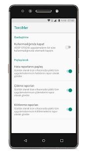 SERVICEin - AOSP STUDIO - náhled